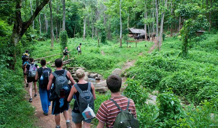 จุดหมายปลายทาง 5 อันดับแรกสำหรับการท่องเที่ยวเชิงอนุรักษ์