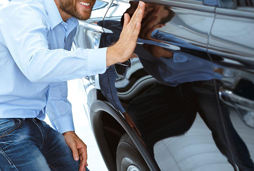 การซ่อมสีรถยนต์เป็นเรื่องง่าย